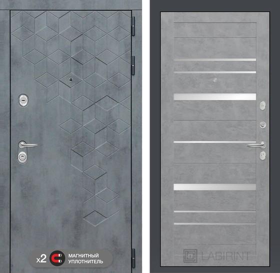 Двери лабиринт бетон купить компостер из бетона