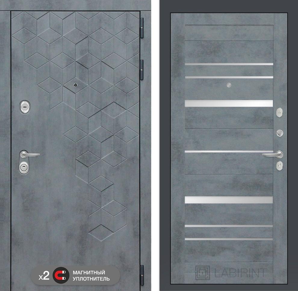 Дверь бетон 20 бетон в новосемейкино купить